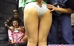 Kikurin Asso enjoys porn party connected with girls and guys - More at hotajp com