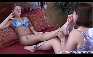 You will jerk your cock to our perfect hooves
