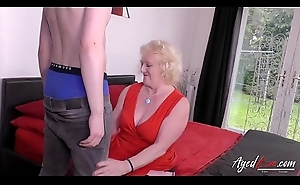 AgedLovE Comme ci Mature an Youngster Hardcore Fuck