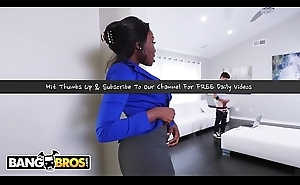 BANGBROS - Fucking Lessons For Juan El Caballo Loco Anent Black Stepmom Osa Lovely