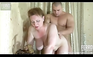 Mom forced be useful to passionate sex with her son