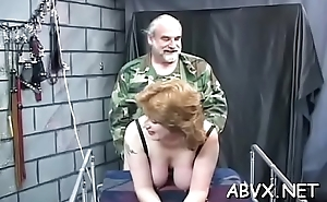 Top notch amateur bondage scenes with juvenile girl