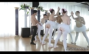 Woodland blowjob xxx Ballerinas