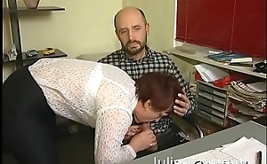 Erna acquires fucked at the job interview
