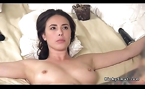 Polished anal fucks bride from cult