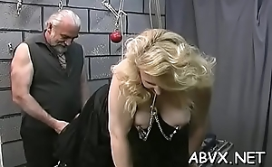 Withering nude caning together with amateur extreme servitude porn