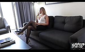 blackmailing a homewrecker to fuck - yasmin scott