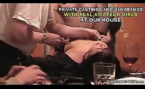 Private homemade gangbangs with the addition of sex parties