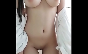 XKOREAN - Young chinese girl with reference to sexy body