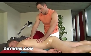 GAYWIRE - Happy bareback endings be proper of everyone with Paul Fresh together with Angy