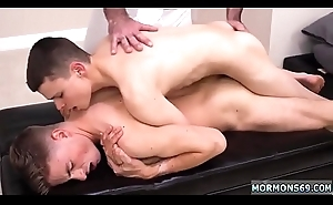 Gay sexy twink boys win fuck lasting and cum on first time Elder Xanders